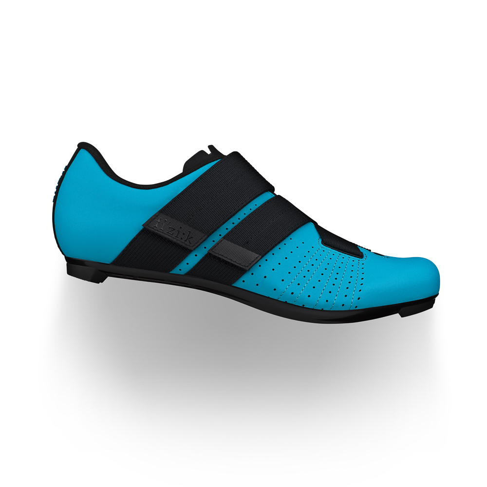 tempo powerstrap R5 sky blue fizik road cycling shoes best price