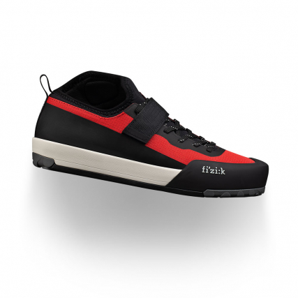 fizik shoes gravita tensor red dh armoured toe box