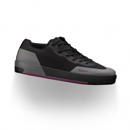 fizik gravita versor black purple shoes freeride clipless