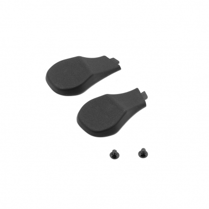 fizik shoes replace kit heel skid plate vento infinito carbon outsole r2