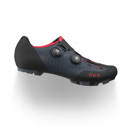 Infinito X1-Grey / Red-36