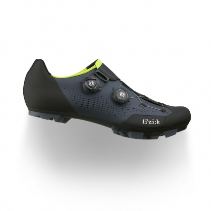 Infinito X1-Grey / Yellow Fluo-36