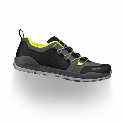 Terra Ergolace X2-Grey / Yellow Fluo-36