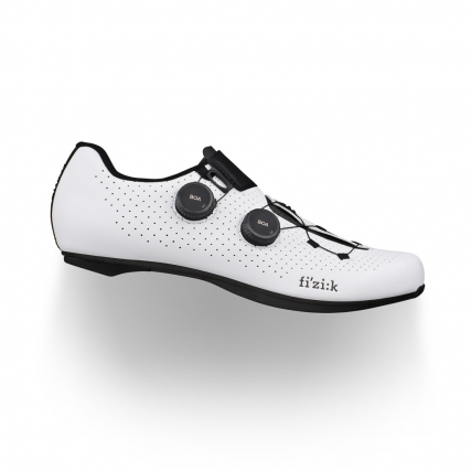 Vento Infinito Knit Carbon 2 Black fizik road racing cycling shoes for enhanced breathability