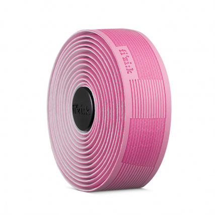 vento solocush tacky 2.7mm road cycling fizik bar tape pink
