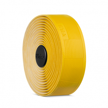 vento solocush tacky 2.7mm road cycling fizik bar tape yellow