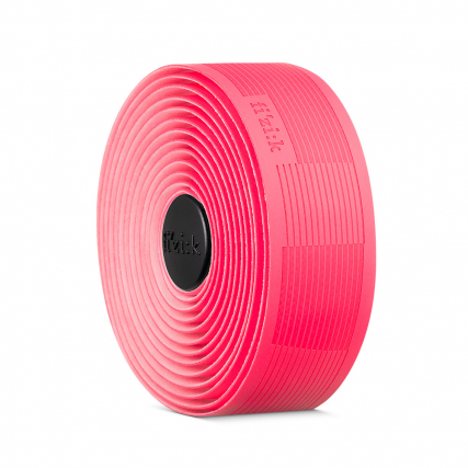 vento solocush tacky 2.7mm road cycling fizik bar tape pink fluo