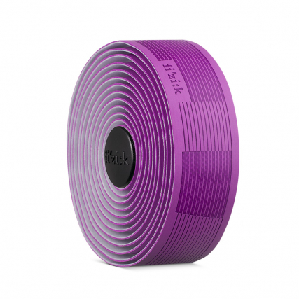 vento solocush tacky 2.7mm road cycling fizik bar tape lilla fluo