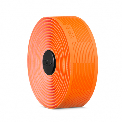 vento solocush tacky 2.7mm road cycling fizik bar tape orange fluo