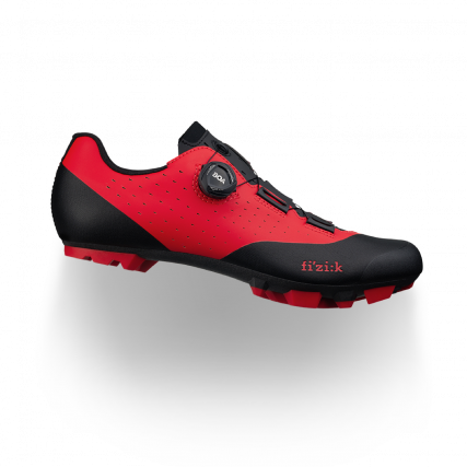 Vento Overcurve X3-Red / Black-36