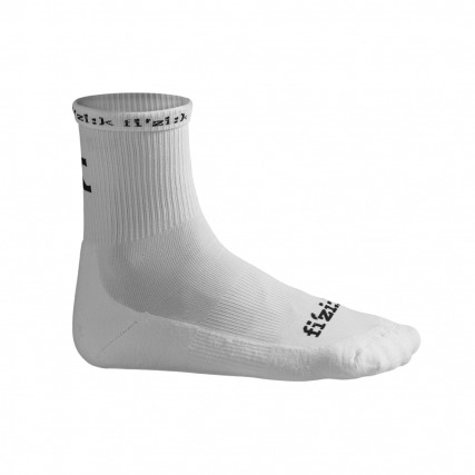Winter Cycling Socks-White-S (36-40)