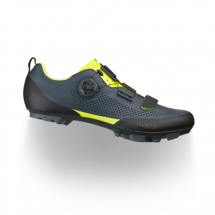Terra X5-Grey / Yellow Fluo-36