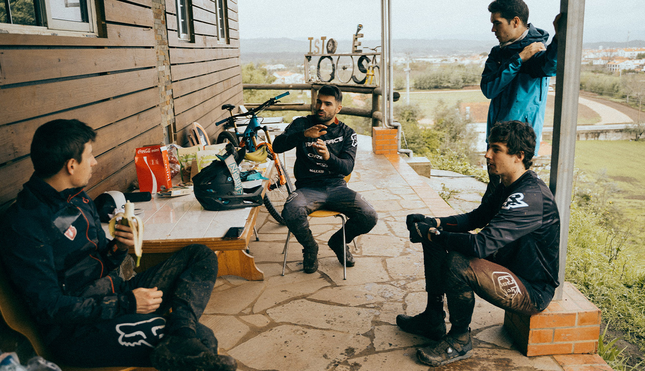 TEAM TALK: ORBEA FOX ENDURO TEAM