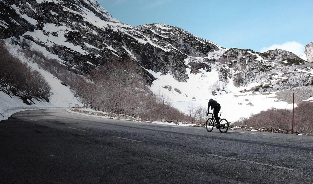 covering the first Trans Pyrenees Race